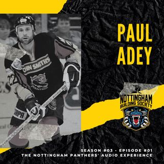 Paul Adey | Season #03: Episode #01