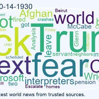World News 2021-10-14-1930