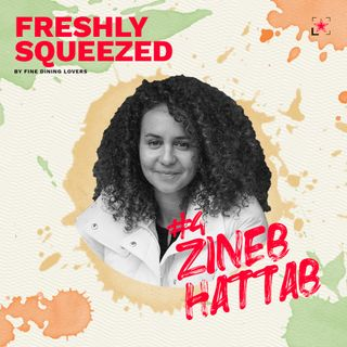 "E4: ""From Professor to Chef"" Zineb Hattab"
