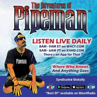 PipemanRadio Interviews BLACKSTARKIDS at Riotfest 2021