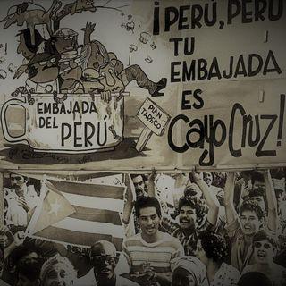"""Episodio 1: Buscando asilo Serie documental """"Cuba, el éxodo del 80"""" (20 años después)"""