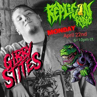 Gibby Stites  4/22/19 Replicon Radio