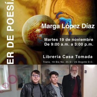 Sulabena, una estrella invisible que solo ven los hermanos mayores arhuacos:. poetisa Marga López Díaz