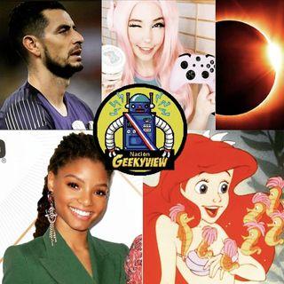 Arias y el caos en redes sociales, lo que dejó el eclipse, Influencers en el mercado y Disney con sus cambios - 8 de julio