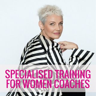 Question- Woman Coach trainer to Woman Coach