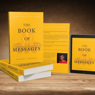 THE BOOK OF MESSAGES PROPHETIC PODCAST