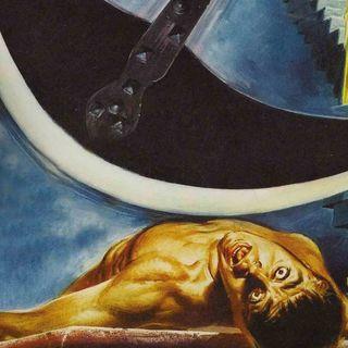The Pit and the Pendulum - E.A. Poe