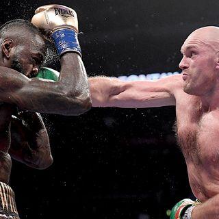 Expectativas en la pelea Deontay Wilder vs Tyson Fury