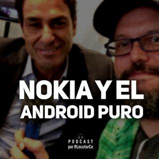Nokia y el Android puro
