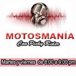MOTOSMANIA LA RADIO PROGRAMA No.53