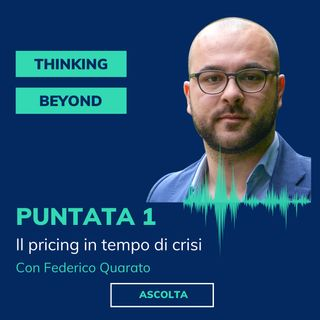 Puntata 1- Il pricing in tempo di crisi