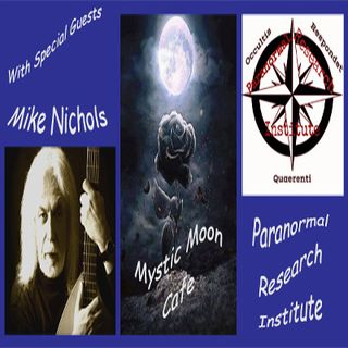 An Evening with Mike Nichols and the Paranormal Research Institute