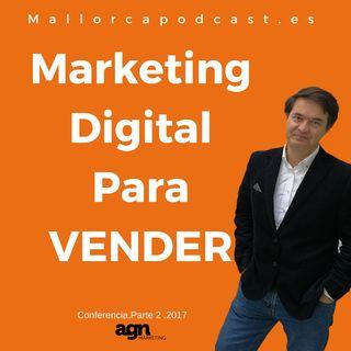 Marketing digital para vender 2 conferencia