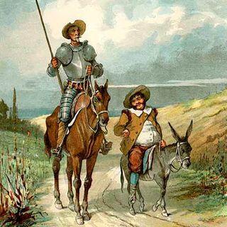 Frases del libro Don Quijote de la Mancha