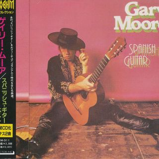 ESPECIAL GARY MOORE SPANISH GUITAR JAPANESE EDITION CDR PRODUCTIONS #GaryMoore #yoda #r2d2 #c3po #obiwan #skywalker #darthvader #kyloren #it