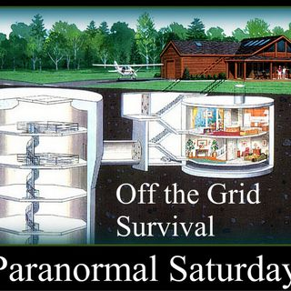 Off grid survival for average types