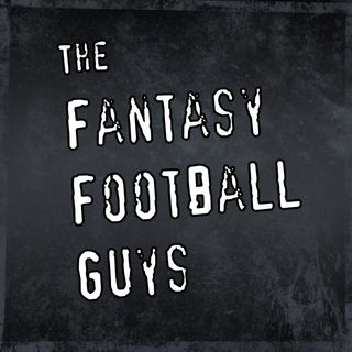 The Fantasy Football Guys - It's All About the RBs - August 2 2017