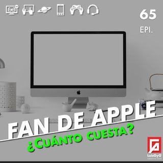 Cuánto vale ser un fanático de Apple de hueso colorado.