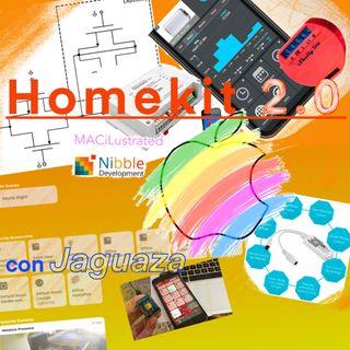 Episodio - Homekit 2.0. Domótica avanzada con JAGUAZA