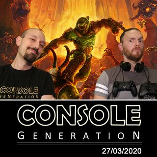Doom Eternal - CG Live 27/03/2020