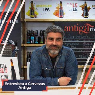 149º De Birras con Antonio Brewer de Cervezas Antiga