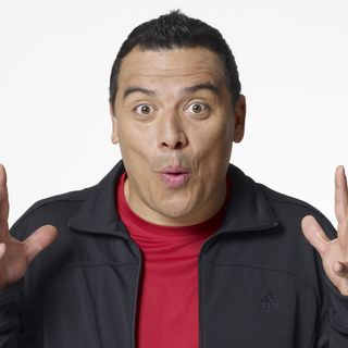 Carlos Mencia Unlocks His Style To Laughter