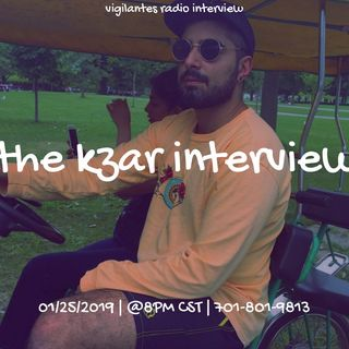 The KZar Interview.