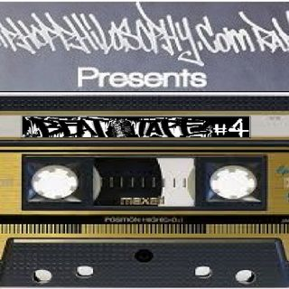 Beat Tape #4 - HipHop Philosophy Radio