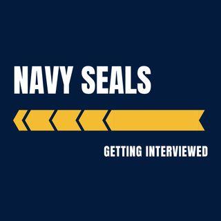 Navy Seals Getting Interviewed