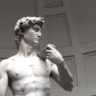 Il David di Michelangelo Buonarrotti