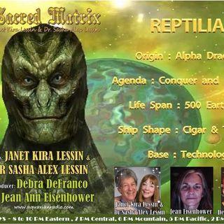 Jean Ann Eisenhower ~ Part III ~ 11/08/20 ~ Sacred Matrix ~ Hosts Janet Kira Les