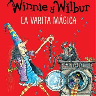 Winnie y la varita mágica, cuento para niños y niñas