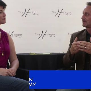 Inside the Children's Feller Theatre Academy with Beth Shestak on the Hangin With Web Show