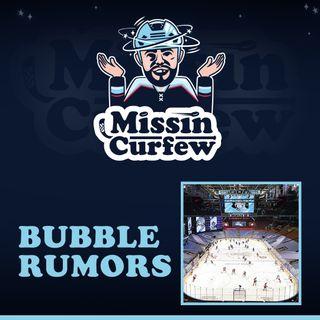 5. Bubble Rumors