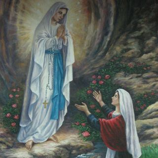 PARISH MISSION: Our Lady of Lourdes #1