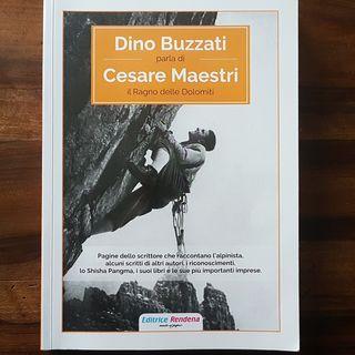 Il ragno delle Dolomiti | Dino Buzzati racconta Cesare Maestri