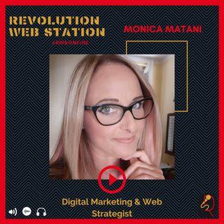 INTERVISTA MONICA MATANI - DIGITAL MARKETING E WEB STRATEGIST