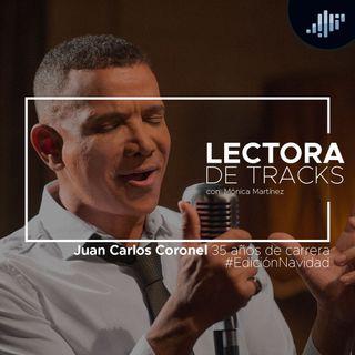 Juan Carlos Coronel 35 años de carrera artística