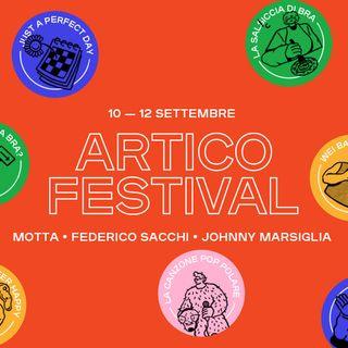Artico Festival 2020 - Intervista ad Andrea Dellapiana
