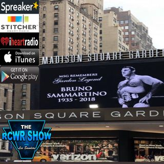 R.I.P Bruno Sammartino or Greatest Royal Rumble Diss? Ep592 RCWR 4-24-2018