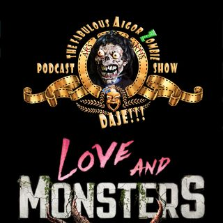 Aigor Zombie Podcast Show - Love and Monsters