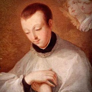 San Luis Gonzaga, religioso