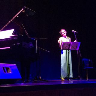 #castelsanpietroterme Musica in teatro