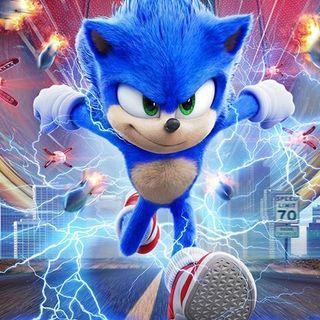 Sonic, a grande estreia da semana!