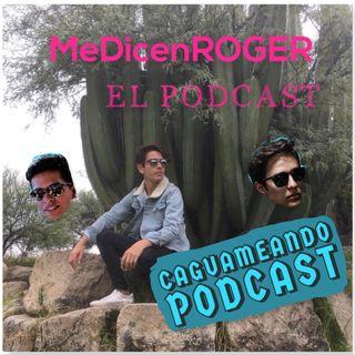 Ep.28 Medios de transporte Feat. Caguameando Podcast