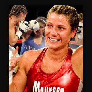 Chat w/ Champion Boxer Maureen Shea