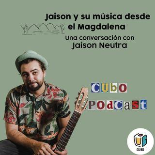 Jaison y su música desde el Magdalena