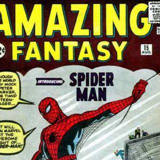Spider-man: gli anni '60 - Storia di storie di supereroi EP.1