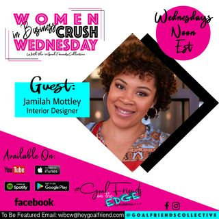 #WiBCW Small Business Spotlight: Meet Jamilah Motley