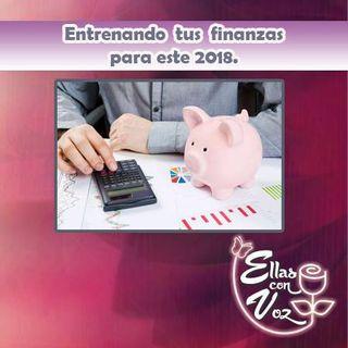 Entrenando tus finanzas para este 2018